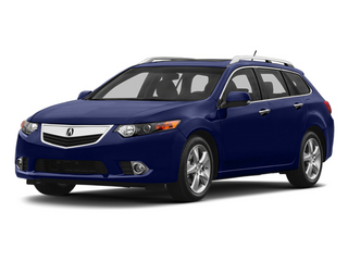 Vortex Blue Pearl 2013 Acura TSX Sport Wagon Pictures TSX Sport Wagon 4D Technology I4 photos front view