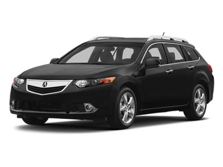 Crystal Black Pearl 2013 Acura TSX Sport Wagon Pictures TSX Sport Wagon 4D Technology I4 photos front view