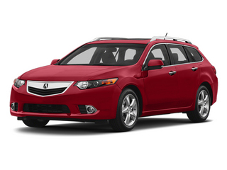 Milano Red 2013 Acura TSX Sport Wagon Pictures TSX Sport Wagon 4D Technology I4 photos front view