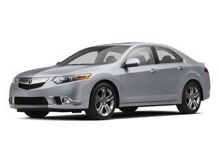 Forged Silver Metallic 2013 Acura TSX Pictures TSX Sedan 4D Technology V6 photos front view