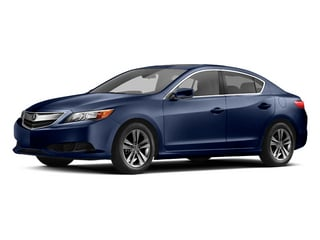 Fathom Blue Pearl 2013 Acura ILX Pictures ILX Sedan 4D photos front view