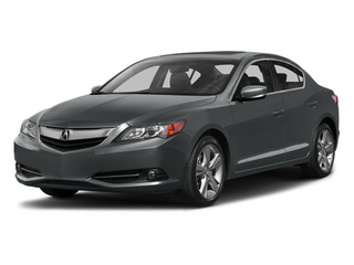 Polished Metal Metallic 2013 Acura ILX Pictures ILX Sedan 4D Technology photos front view
