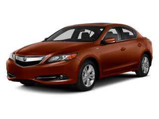 Amber Brownstone Metallic 2013 Acura ILX Pictures ILX Sedan 4D Hybrid Technology photos front view
