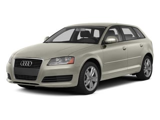 Ice Silver Metallic 2013 Audi A3 Pictures A3 Hatchback 4D 2.0T Premium photos front view