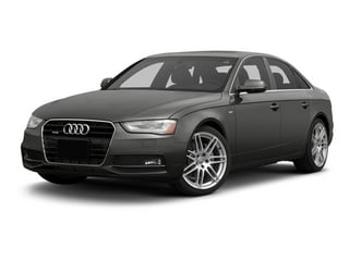 Monsoon Gray Metallic 2013 Audi A4 Pictures A4 Sedan 4D 2.0T Prestige AWD photos front view