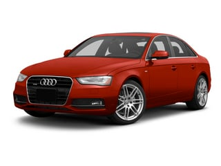 Volcano Red Metallic 2013 Audi A4 Pictures A4 Sedan 4D 2.0T Prestige AWD photos front view
