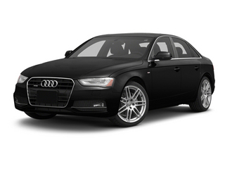 Brilliant Black 2013 Audi A4 Pictures A4 Sedan 4D 2.0T Prestige AWD photos front view