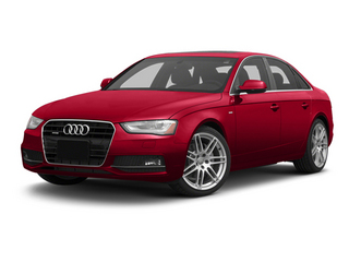 Brilliant Red 2013 Audi A4 Pictures A4 Sedan 4D 2.0T Prestige AWD photos front view
