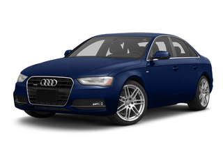 Scuba Blue Metallic 2013 Audi A4 Pictures A4 Sedan 4D 2.0T Prestige AWD photos front view