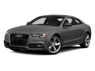 Monsoon Gray Metallic 2013 Audi A5 Pictures A5 Coupe 2D Premium AWD photos front view