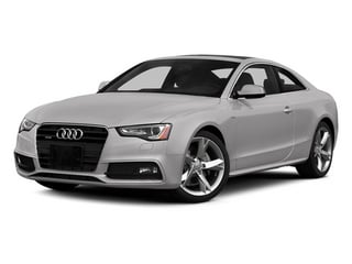 Cuvee Silver Metallic 2013 Audi A5 Pictures A5 Coupe 2D S-Line AWD photos front view