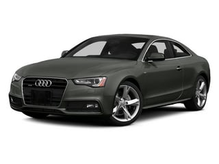 Daytona Gray Pearl 2013 Audi A5 Pictures A5 Coupe 2D Premium AWD photos front view