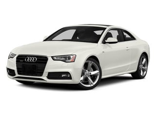 Ibis White 2013 Audi A5 Pictures A5 Coupe 2D Premium AWD photos front view