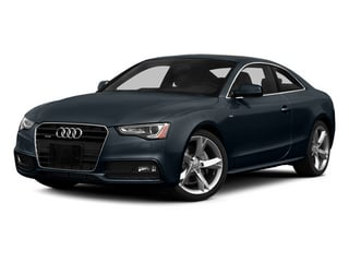 Moonlight Blue Metallic 2013 Audi A5 Pictures A5 Coupe 2D S-Line AWD photos front view