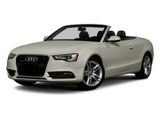 Ice Silver Metallic 2013 Audi A5 Pictures A5 Convertible 2D Premium Plus 2WD photos front view