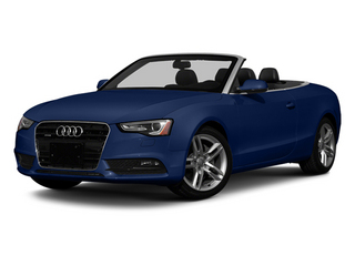 Scuba Blue Metallic 2013 Audi A5 Pictures A5 Convertible 2D Premium 2WD photos front view