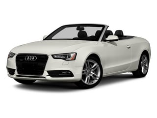 Ibis White 2013 Audi A5 Pictures A5 Convertible 2D Premium Plus 2WD photos front view