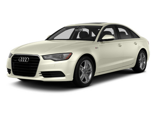 Glacier White Metallic 2013 Audi A6 Pictures A6 Sedan 4D 2.0T Premium AWD photos front view