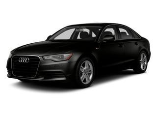 Havanna Black Metallic 2013 Audi A6 Pictures A6 Sedan 4D 2.0T Premium AWD photos front view