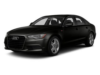 Havanna Black Metallic 2013 Audi A6 Pictures A6 Sedan 4D 2.0T Premium 2WD photos front view