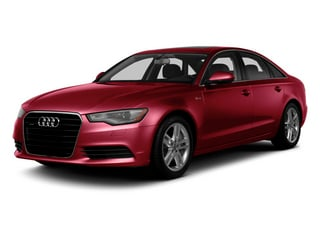 Garnet Red Pearl 2013 Audi A6 Pictures A6 Sedan 4D 2.0T Premium 2WD photos front view
