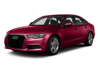 Garnet Red Pearl 2013 Audi A6 Pictures A6 Sedan 4D 2.0T Premium AWD photos front view