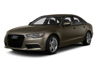 Dakota Gray Metallic 2013 Audi A6 Pictures A6 Sedan 4D 2.0T Premium Plus 2WD photos front view