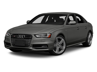Monsoon Gray Metallic 2013 Audi S4 Pictures S4 Sedan 4D S4 Prestige AWD photos front view