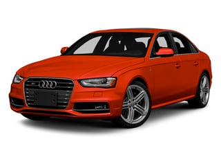 Misano Red Pearl 2013 Audi S4 Pictures S4 Sedan 4D S4 Prestige AWD photos front view