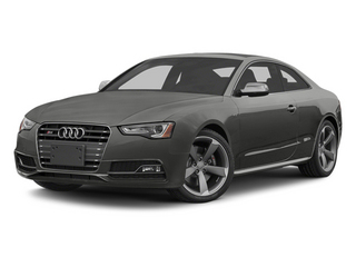 Monsoon Gray Metallic 2013 Audi S5 Pictures S5 Coupe 2D S5 Prestige AWD photos front view