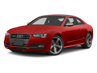 Volcano Red Metallic 2013 Audi S5 Pictures S5 Coupe 2D S5 Prestige AWD photos front view