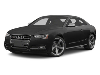 Brilliant Black 2013 Audi S5 Pictures S5 Coupe 2D S5 Prestige AWD photos front view