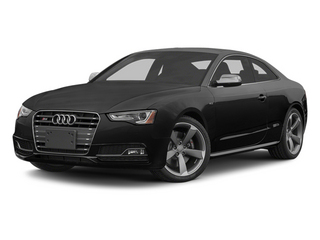 Phantom Black Pearl 2013 Audi S5 Pictures S5 Coupe 2D S5 Prestige AWD photos front view