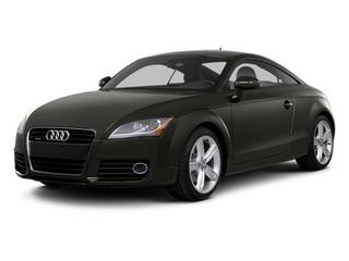 Daytona Gray Pearl 2013 Audi TT Pictures TT Coupe 2D Prestige AWD photos front view