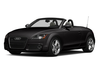 Oolong Gray Metallic 2013 Audi TTS Pictures TTS Roadster 2D Prestige AWD photos front view