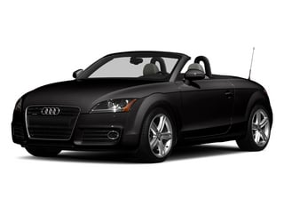 Oolong Gray Metallic 2013 Audi TT Pictures TT Roadster 2D Prestige AWD photos front view