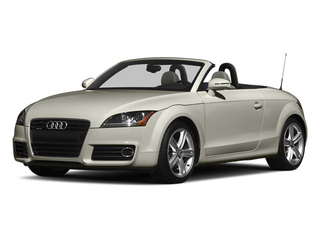 Ice Silver Metallic 2013 Audi TT Pictures TT Roadster 2D Prestige AWD photos front view