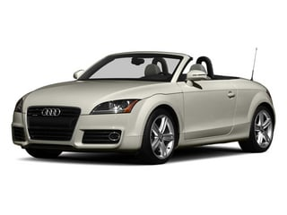 Ice Silver Metallic 2013 Audi TTS Pictures TTS Roadster 2D Prestige AWD photos front view