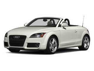 Ibis White 2013 Audi TTS Pictures TTS Roadster 2D Prestige AWD photos front view