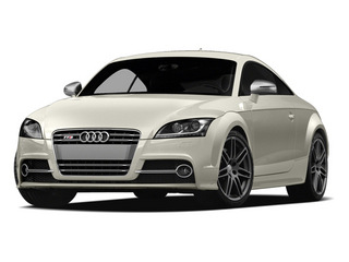 Ice Silver Metallic 2013 Audi TTS Pictures TTS Coupe 2D Prestige AWD photos front view