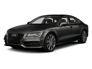 Daytona Gray Pearl 2013 Audi A7 Pictures A7 Sedan 4D 3.0T Prestige AWD photos front view