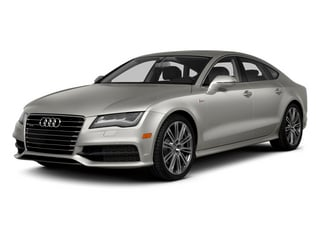 Quartz Gray Metallic 2013 Audi A7 Pictures A7 Sedan 4D 3.0T Premium Plus AWD photos front view