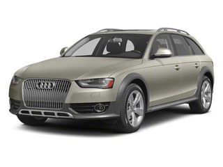 Ice Silver Metallic 2013 Audi allroad Pictures allroad Wagon 4D Prestige AWD photos front view