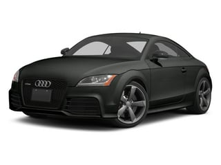 Daytona Gray Pearl 2013 Audi TT RS Pictures TT RS Coupe 2D RS AWD photos front view
