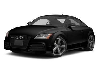 Phantom Black Pearl 2013 Audi TT RS Pictures TT RS Coupe 2D RS AWD photos front view