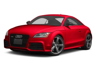 Misano Red Pearl 2013 Audi TT RS Pictures TT RS Coupe 2D RS AWD photos front view