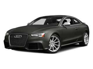 Daytona Gray Pearl 2013 Audi RS 5 Pictures RS 5 Coupe 2D RS5 AWD V8 photos front view