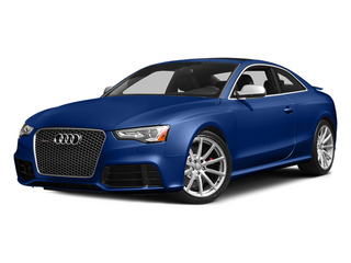 Sepang Blue Pearl 2013 Audi RS 5 Pictures RS 5 Coupe 2D RS5 AWD V8 photos front view