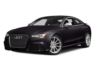 Panther Black Crystal 2013 Audi RS 5 Pictures RS 5 Coupe 2D RS5 AWD V8 photos front view