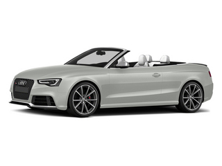 Suzuka Gray Metallic 2013 Audi RS 5 Pictures RS 5 Conv 2D RS5 AWD V8 photos front view